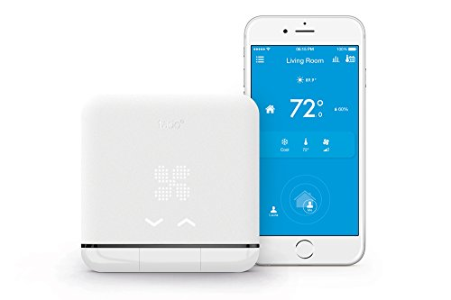 Tado Smart Air Conditioner and Heater Controller, Wi-Fi, Compatible with iOS and Android, Works with Alexa