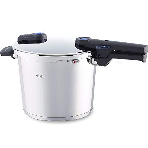Fissler Vitaquick Pressure Cooker, Cooking Pot, Pot without Accessory, 6 ltr.