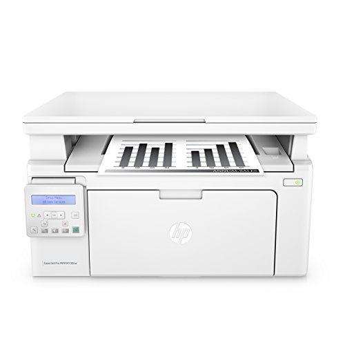 HP LaserJet Pro M130nw All-in-One Wireless Laser Printer, Works with Alexa (G3Q58A). Replaces HP M125nw Laser Printer