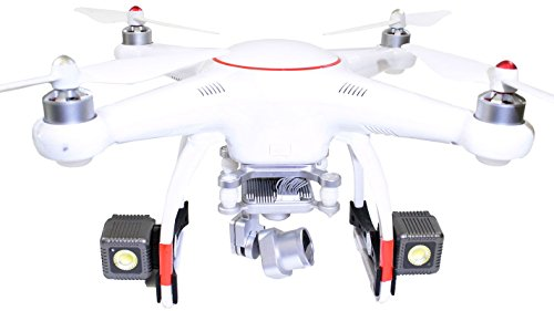 Lume Cube Lighting Kit for Autel X-Star Quadcopter (Two Cubes + Two Mounts)