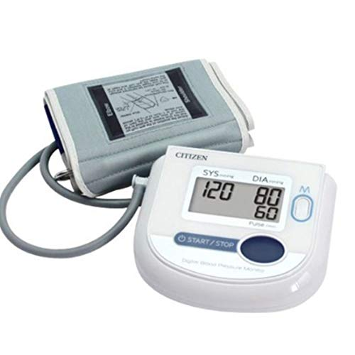 Diasense Citizen Japan OEM Automatic Compact Upper arm Type Digital Heart Blood Pressure Monitor CH-453
