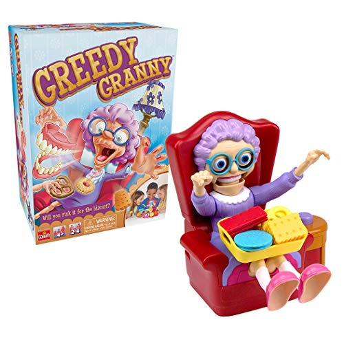 Goliath Greedy Granny - Take The Treats Don't Wake Granny Game