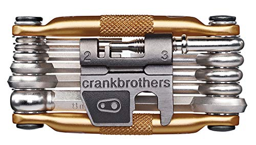 Multi Bicycle Tool (17-Function, Gold), 10755